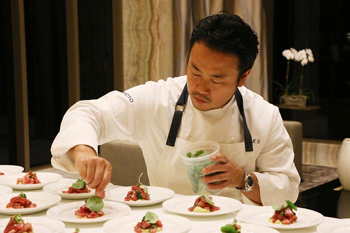 Chef Makoto Okuwa