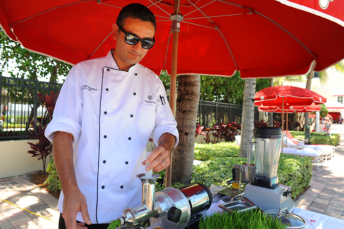 Chef Barrera blog