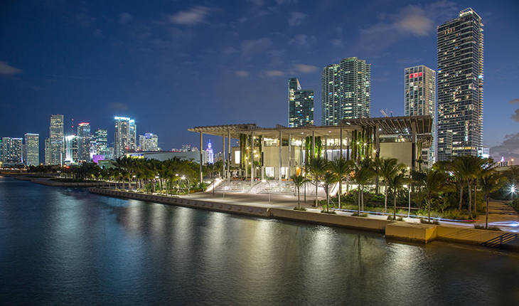 NightEve Miami Museums