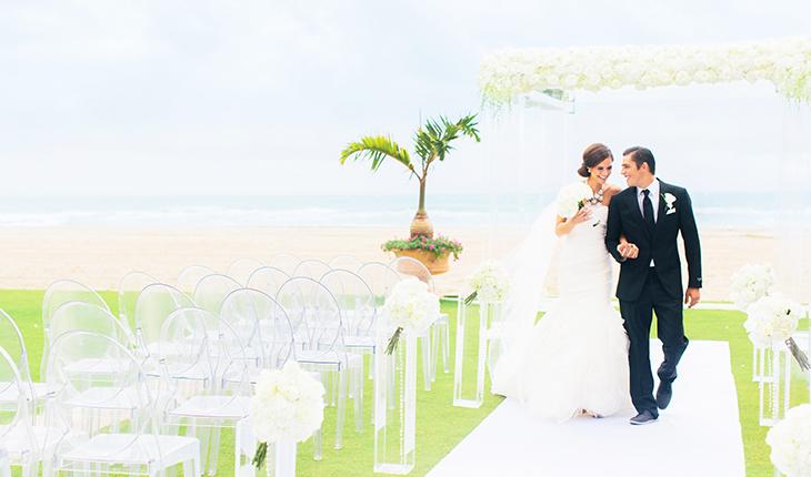 Oceanfront Miami Wedding