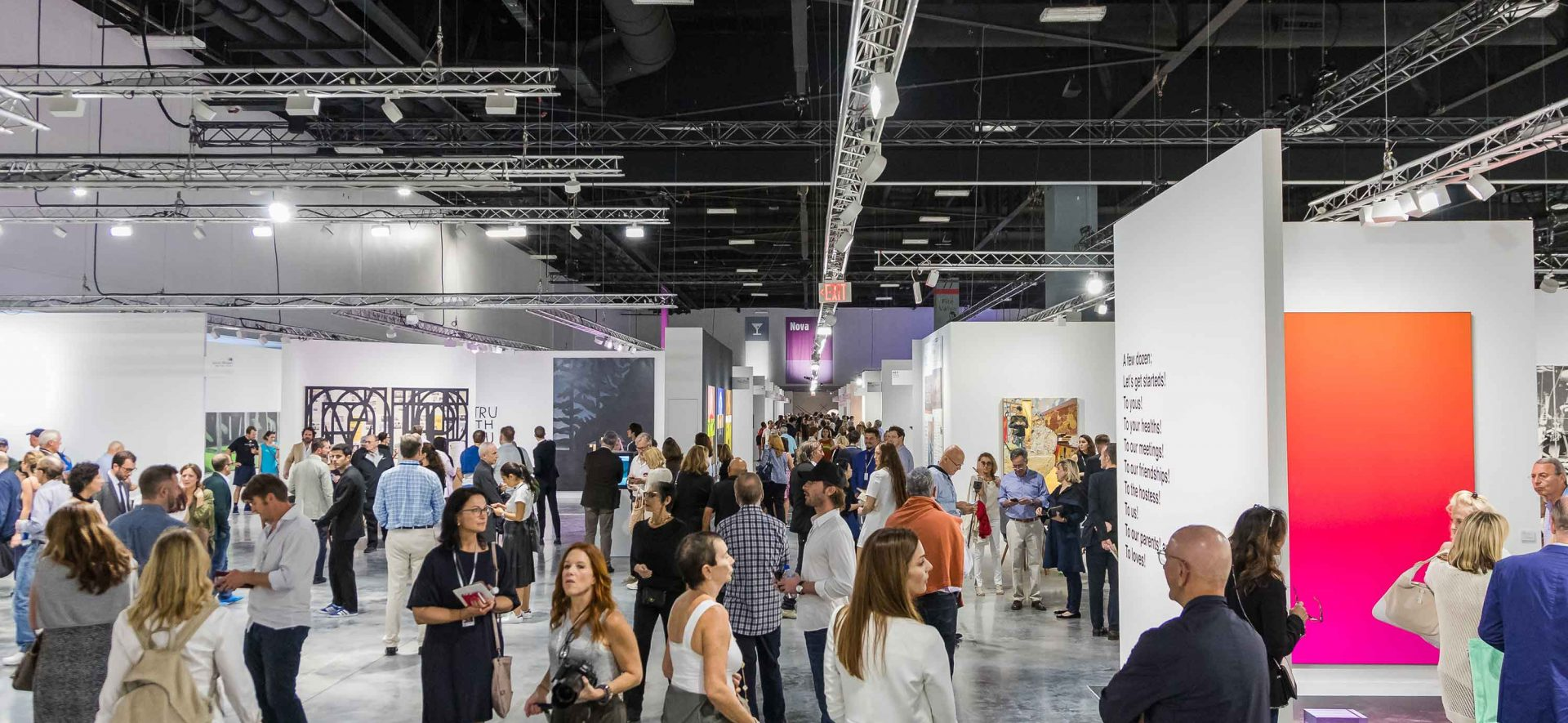 Art Basel returns to Miami Beach in December 2018.
