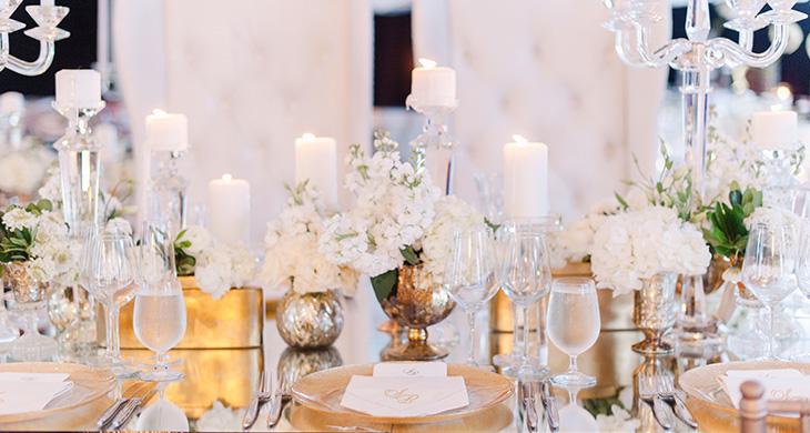 Acqualina Miami Wedding Style